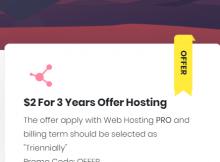 Web Hosting tidak jelas