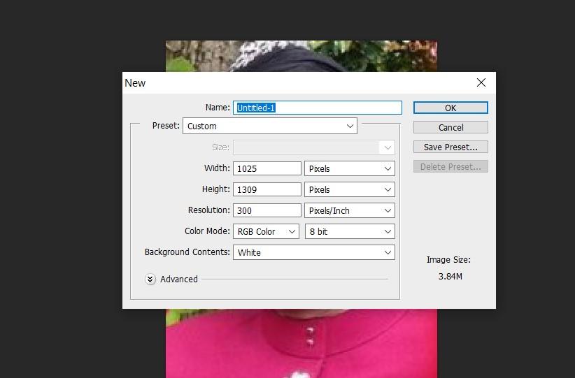 cara memperbesar ukuran foto dengan photoshop