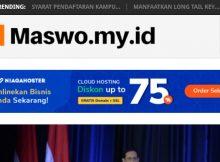 memilih domain my.id