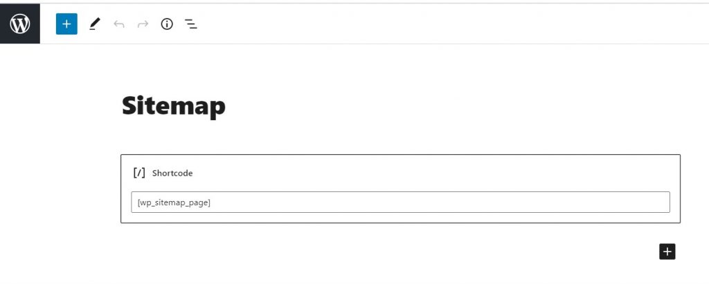 mengatur Sitemap wordpress