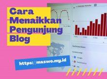 cara menaikkan pengunjung website